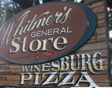 Whitmer's Pizza